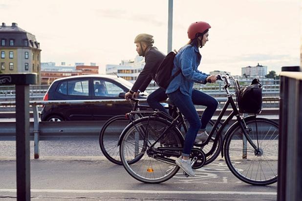 Aller au vélo au travail réduit l'absentéisme