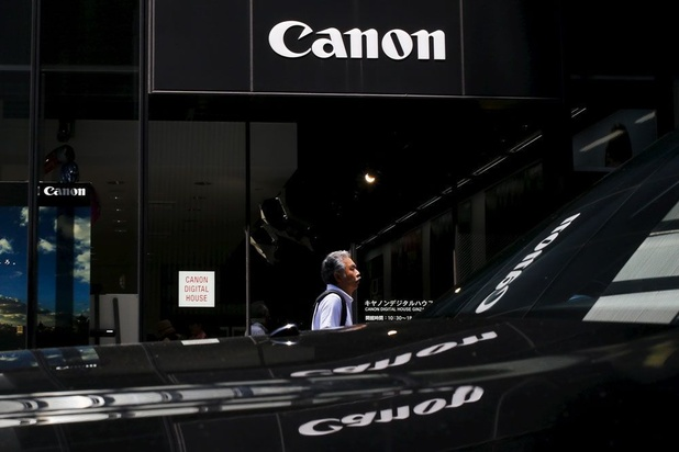 Canon mogelijk getroffen door grote ransomware-aanval