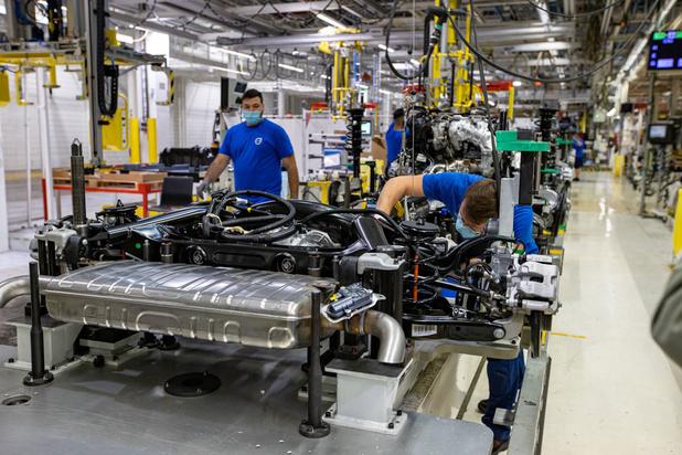 Volvo Car werft 500 extra werkkrachten aan voor productie elektrische wagens in Gent