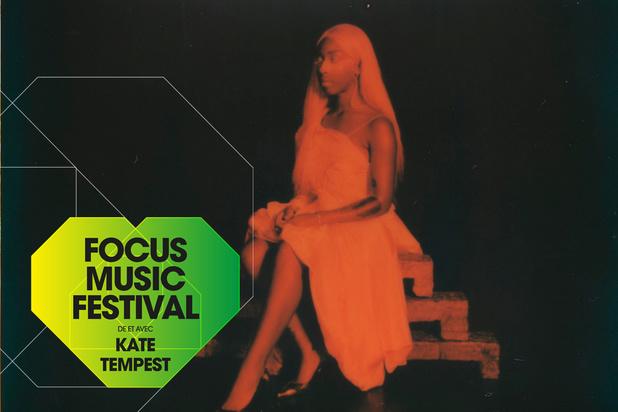 Charlotte Adigéry rejoint le line up du Focus Music Festival de et avec Kate Tempest