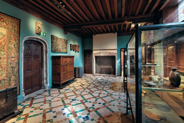 Gruuthusemuseum in Brugge heropent: 70.000 bezoekers per jaar