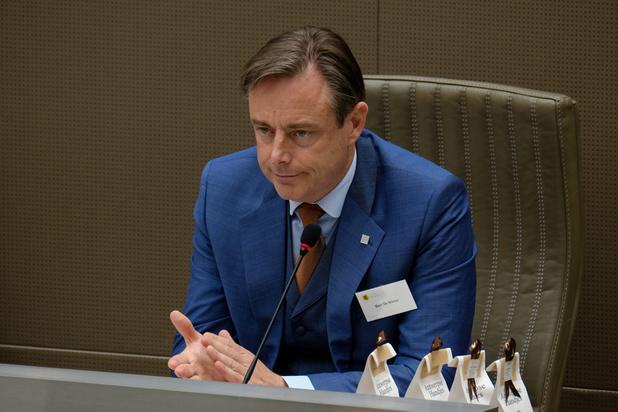 """Bart De Wever : """"Je me sens dupé"""""""