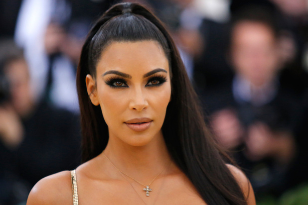 Kim Kardashian en pleurs