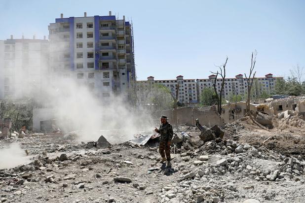 'Afghanistan zal opnieuw zijn eigen verhaal schrijven, zoals het al eeuwen heeft gedaan'