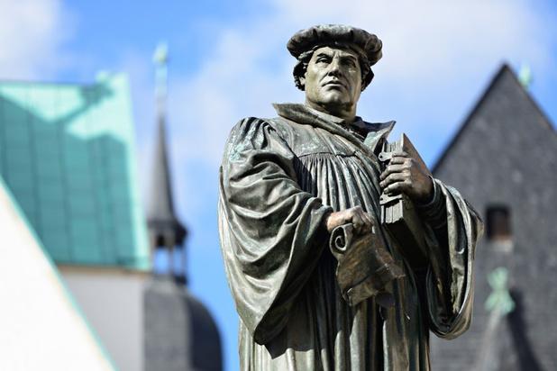 500 jaar later: theologen pleiten voor intrekking excommunicatie Maarten Luther