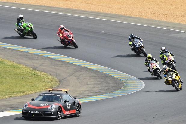 WK uithouding bij motoren keert terug naar Spa-Francorchamps