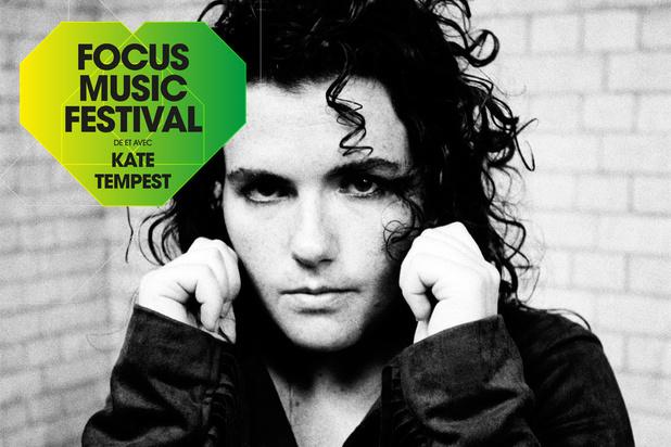 Georgia, premier nom à l'affiche du Focus Music Festival de et avec Kate Tempest