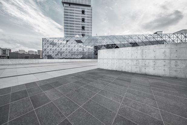 'Veel mensen zien beton als grijs, saai en gevaarlijk materiaal, maar eigenlijk is het magisch en veelzijdig'
