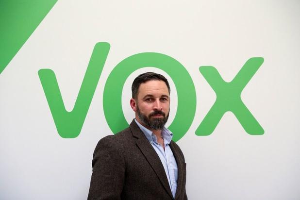 Espagne: Vox, le parti d'extrême droite qui espère créer la surprise