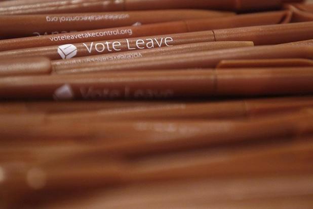 Britse dienstensector kampt voor het eerst sinds brexit-referendum met terugval
