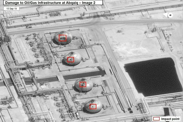 L'attaque contre l'Arabie saoudite lancée depuis le sol iranien