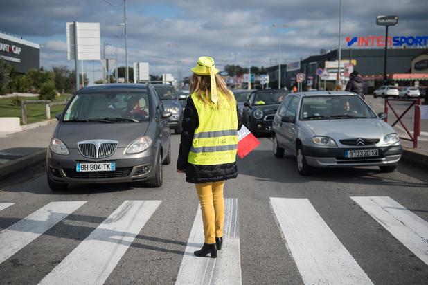 Gilet jaune : la cour d'appel de Paris libère la Namuroise détenue depuis samedi