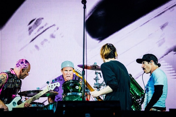 Red Hot Chili Peppers naar Rock Werchter 2021