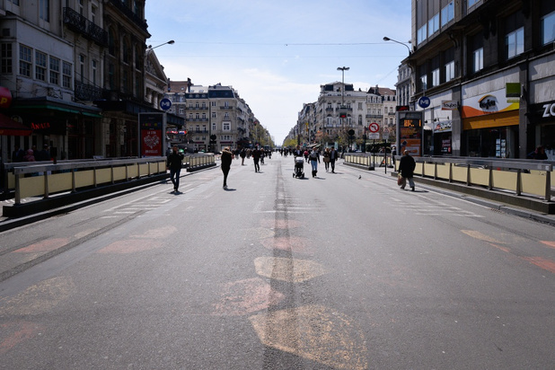 Brussel schrapt kwart parkeerplaatsen op straat