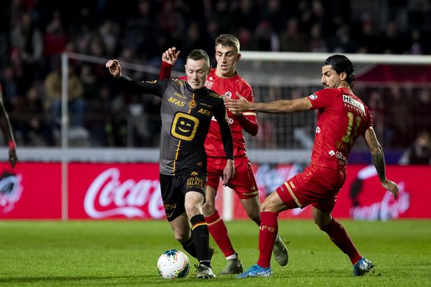 L'Antwerp bat Malines et se hisse en deuxième position