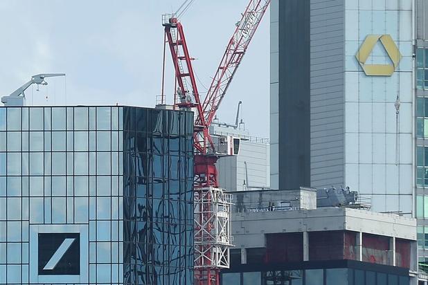 'Deutsche Bank werkt aan 'plan B' als fusie met Commerzbank faalt'