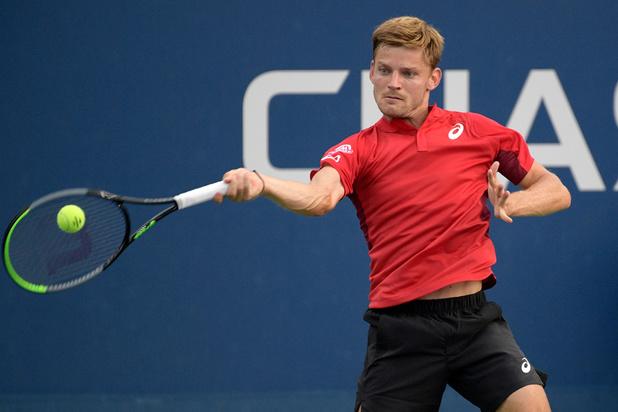 US Open: Goffin & Van Uytvanck door, Flipkens treft mede-lucky loser
