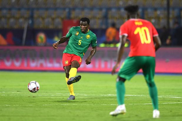 Gent breekt transferrecord voor Ngadeu: 'Hij was nieuw bij de nationale ploeg, maar zo leergierig'