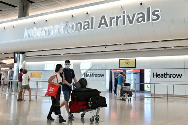 'Ruim 90.000 jobs bedreigd in Britse reissector'