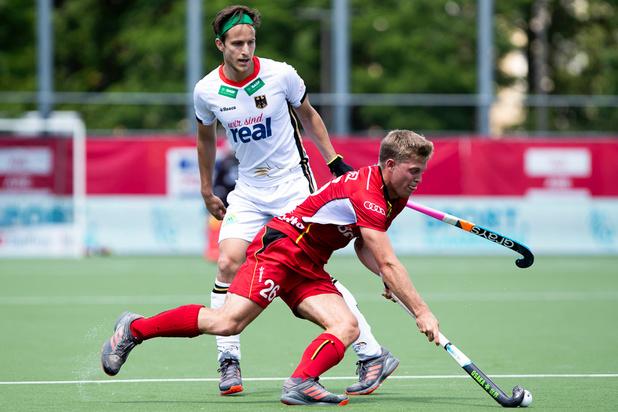 Hockey Pro League: Les Red Lions partagent avec l'Allemagne et sont dépassés par l'Australie