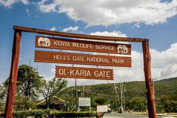 Six touristes et leur guide emportés par une crue éclair dans un parc national au Kenya
