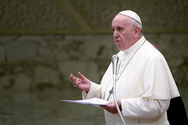 Paus veroordeelt klimaatnegationisme