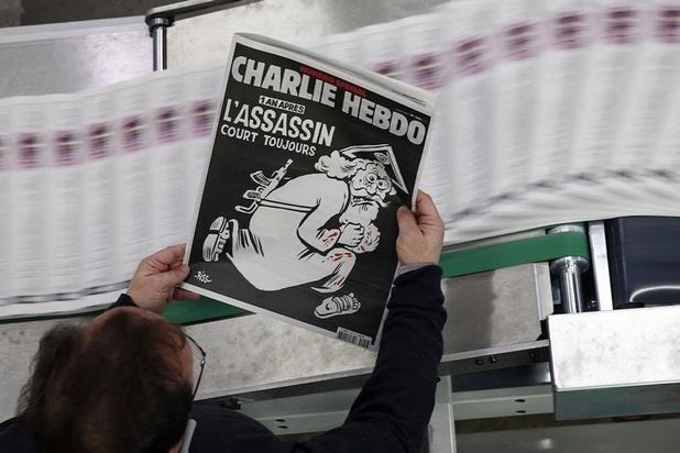 Proces naar aanslag Charlie Hebdo gaat woensdag van start