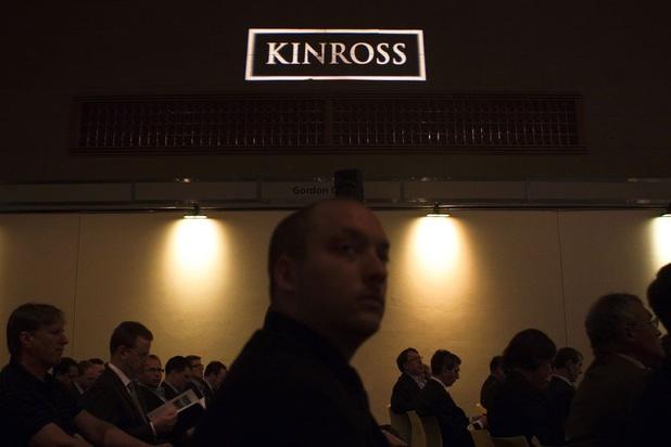 Kinross Gold signe un rachat en Russie