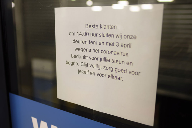 Belgisch ondernemersvertrouwen krijgt grootste klap ooit