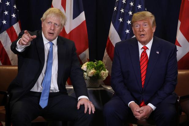 'Trump en Johnson zijn aan het verliezen'