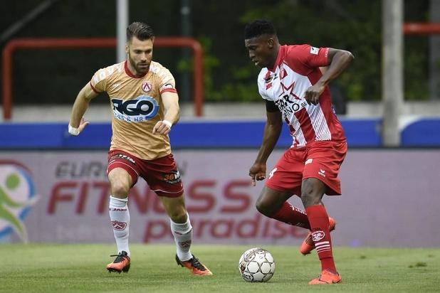 KV Kortrijk springt over Union naar leidersplaats en kan finale al ruiken