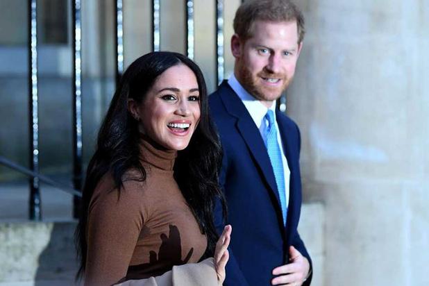 Prins Harry zegt geen andere keuze te hebben dan een stap terug te zetten