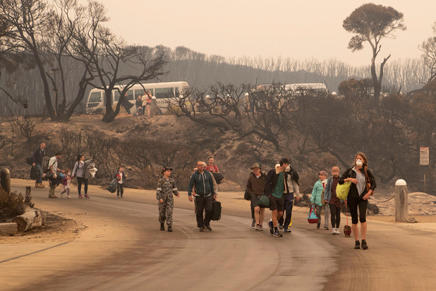 L'Australie se prépare à de nouveaux feux de forêt catastrophiques pour le week-end