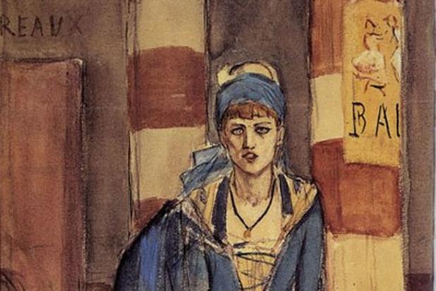 Un tableau volé par les nazis retrouvé à la Bibliothèque royale