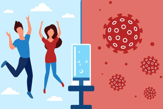 Règles assouplies entre personnes vaccinées: ce qu'il faut savoir
