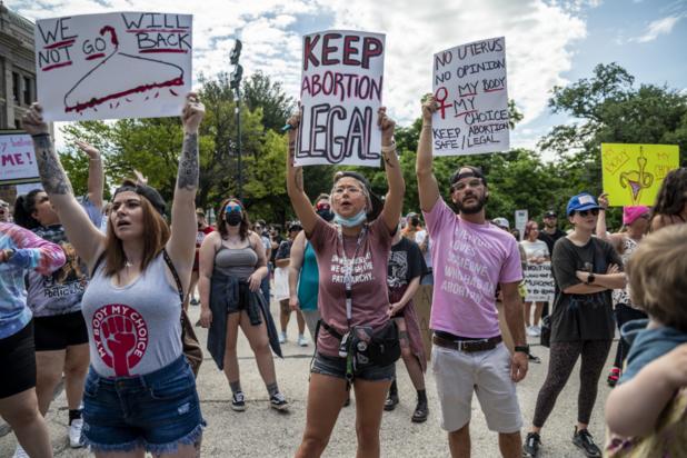 États-Unis : de Biden à Dua Lipa, vives protestations contre la loi anti-avortement au Texas