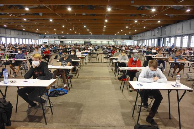 Examens en présentiel: la session de janvier débute dans un certain stress