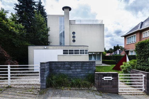 Balade à Bruxelles sur les traces du Bauhaus