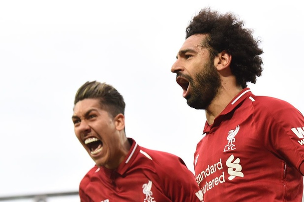Liverpool arrache la victoire contre Tottenham et reprend la tête