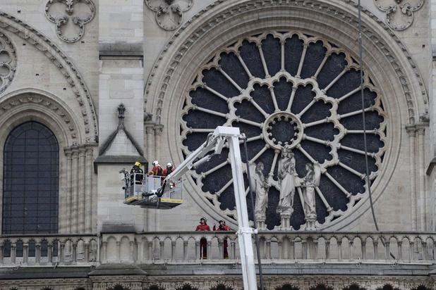 """Total annonce un """"don spécial"""" de 100 millions d'euros pour Notre-Dame de Paris"""