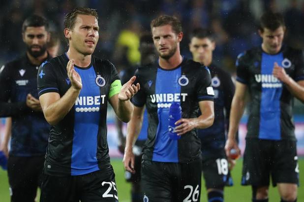 Duel tussen Charleroi en Club Brugge krijgt andere datum
