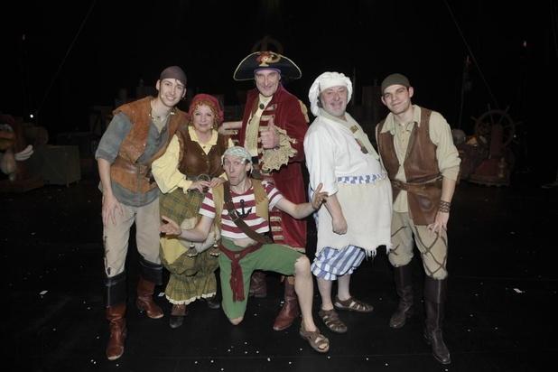 'Piet Piraat en de Toverlantaarn' beleeft avontuurlijke première in Brugge