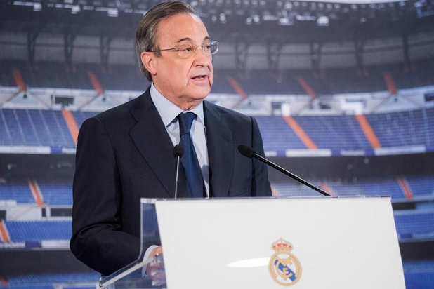 Real Madrid: Florentino Perez candidat à sa propre succession