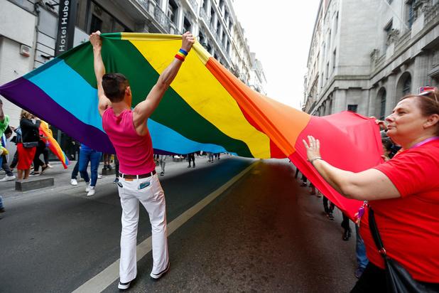 'Ik woon al 28 jaar in Brussel en de houding tegenover homoseksualiteit is nog nooit zo open geweest'