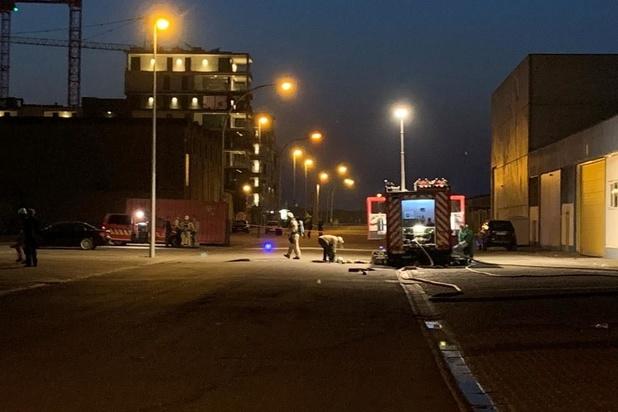 Geurhinder door lek in koelinstallatie nabij Vismijn in Oostende