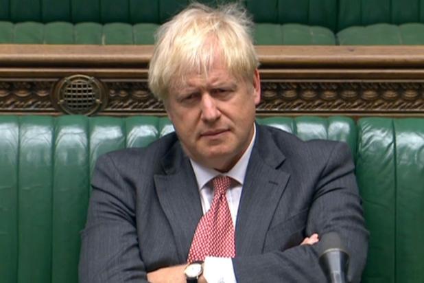 Brexit: Johnson défend son texte controversé