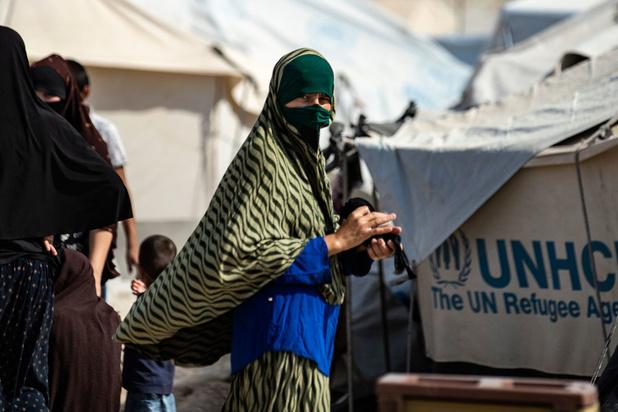Syrie : plus de 500 morts, dont une majorité d'enfants, dans le camp d'Al-Hol en 2019