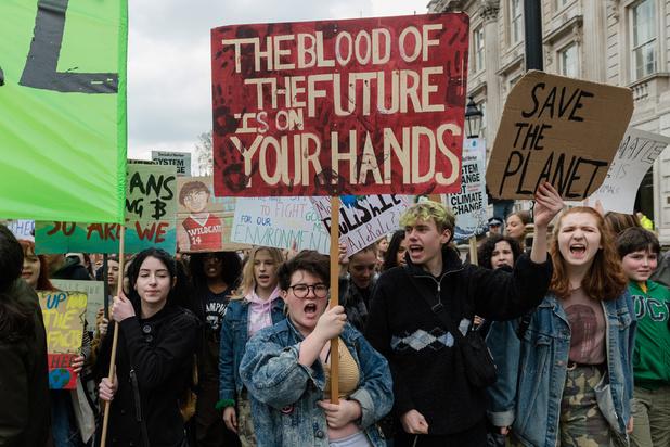 Les jeunes de Youth For Climate de retour dans les rues ce vendredi à Bruxelles