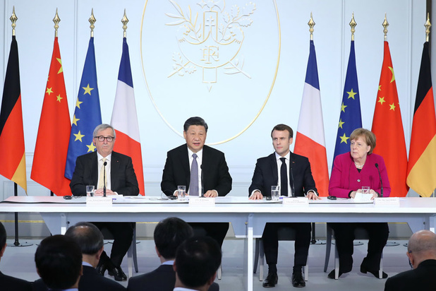 'Puzzelstukken van de Europese China-strategie vallen langzaam op hun plaats'