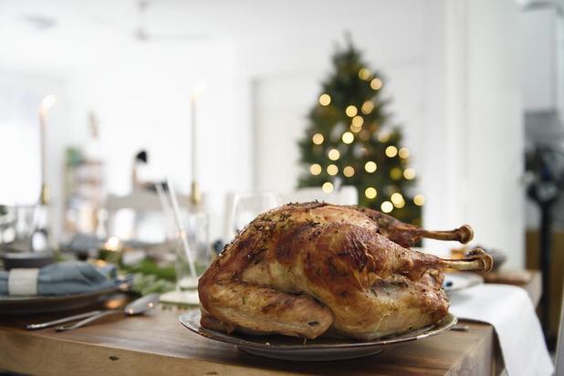Geen kerst zonder kalkoen: enkele receptideeën